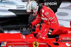 Sebastian Vettel, Ferrari, Formule 1 Grand Prix van Rusland 2017, Formule 1
