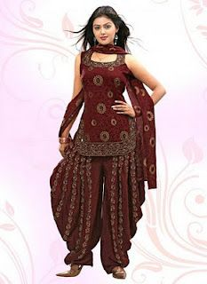 city 4 unlimited fun and masti: Punjabi Patiala Suits & Designs