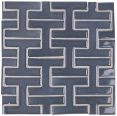 Fireclay's Eco-Friendly Tile. Chaine Homme  in Nautical.