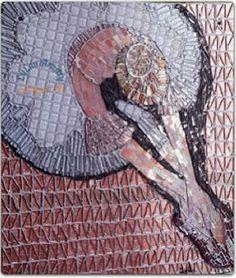 Mosaic ballerina