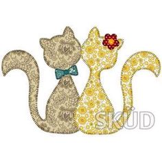 moldes de gatos para patch aplique - Saferbrowser Yahoo Image Search Results