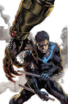 Nightwing #8 Variant