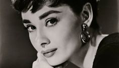 """Counted Cross Stitch Pattern """"Audrey Hepburn"""" by ThreadBearCraftsCo on Etsy"""