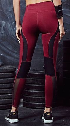 sleek workout pants
