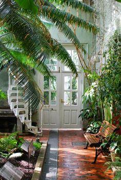 Kasvitieteellinen puutarha: Keidas keskellä kaupunkia