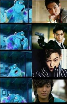 Stages of fangirling over T.O.P. !!! Cue the drool...