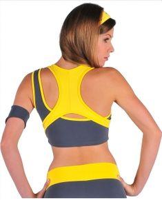 Bia Brazil BT2379 Kerry Bra Top Women Gym Activewear $39.95 via http://nelasportswear.com