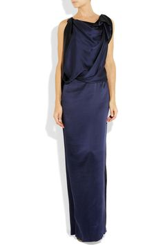 Temperley LondonEmbellished crepe gown