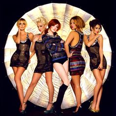 Girls Aloud Returns With 'Something New' // England's favorite girl group reunites after three-year hiatus.