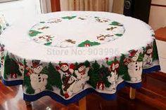 Resultado de imagen para manteles navideños