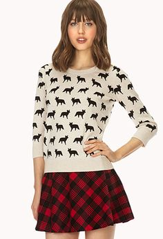 Fox Parade Sweater
