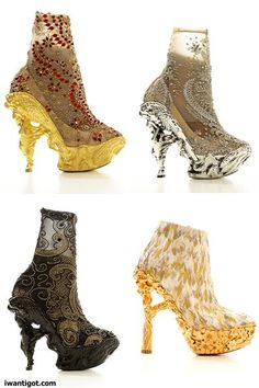 My heart may belong to Dior, but McQueen will always win when it comes to shoes.