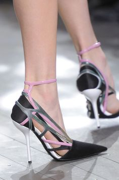 It's All About the Shoes — See the Runway Shots From Paris Fashion Week