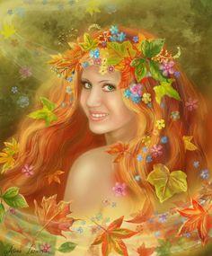 ALENA LAZAREVA Fairy Art