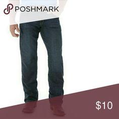 Mens Jeans Wrangler Relaxed Bootcut Wrangler Jeans Bootcut