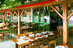 Accueil - Chez Hortense - Restaurant au cap Ferret
