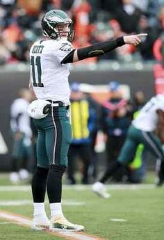 best service 5666b 91af9 115 Best Carson Wentz images in 2019 | Fly eagles fly ...