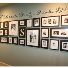 Nice wall picture display