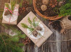 Jak zabalit dárek hezky a ekologicky