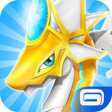 Image result for dragon mania legends radiant dragon