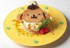 10月22日、サンリオのキャラクター・ポムポムプリンをイメージした「ポムポムプリンカフェ」が、原宿のCUTE CUBE HARAJUKUにオープンします。