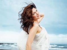 Homöopathie - glückliche Frau