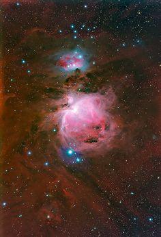 Messier 42, Orion Nebula