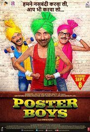 Poster Boys 2017 Hindi Full Movie Online Download - http://djdunia24.us/poster-boys-2017-hindi-full-mov