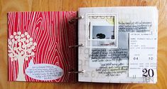 Daily minibook...one photo a day every day for a month.