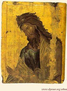 View album on Yandex. Byzantine Icons, Byzantine Art, Church Icon, Christian Religions, Jean Baptiste, Best Icons, Archangel Michael, European Paintings, John The Baptist