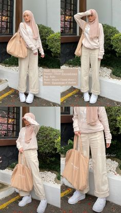 Modern Hijab Fashion, Street Hijab Fashion, Modesty Fashion, Hijab Fashion Inspiration, Kpop Fashion Outfits, Muslim Fashion, Casual Hijab Outfit, Ootd Hijab, Smart Casual Women