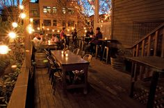 Seattle Magazine: 10 of our favorite hidden restaurant patios