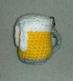 Llavero cerveza