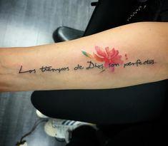 Tattoo Femeninos, Piercing Tattoo, Body Art Tattoos, Tattoo Quotes, Piercings, Tatoos, Tatoo Lotus, Letters Tattoo, Cover Up Tattoos