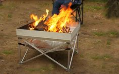 Best Portable Fire Pit: Unforgettable Heating Guaranteed Fire Pit Mat, Fire Pit Table, Diy Fire Pit, Small Fire Pit, Cool Fire Pits, Propane Fire Bowl, Camping Fire Pit, Outdoor Fire, Outdoor Decor