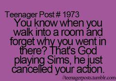 sims, teenager post, and god image