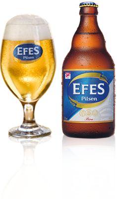 Anadolu Grubu - Brands - Beer - Turkey - Efes Pilsen