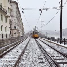 Budapest winter vibes 📷Photo Pin