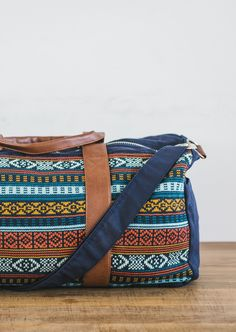 Discover 'the Pike', your ideal weekend bag packed with empowerment and social good. Backpack Purse, Ethical Fashion, Fair Trade, Travel Bag, Bag Making, Purses And Bags, Messenger Bag, Diaper Bag, Shopping Bag