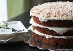 Carrot Cake Recipe | My Baking Addiction