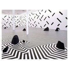 Art by Sam Songailo #maybeokayblog #art #artist #contemporary #contemporaryart #installation #installationart #artgallery #geometric #minimal #minimalism #blackandwhite #black #white #inspiring #inspiration #best #favourite