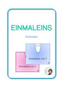 Einmaleins-Drehscheiben – Unterrichtsmaterial im Fach Mathematik Bar Chart, Philosophy, Agriculture Farming, School Social Work, Home Economics, Multiplication Tables, Physical Science, Computer Science