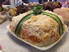Γιορτινή σαλάτα Dips, Christmas Treats, Christmas Recipes, Greek Recipes, Cabbage, Recipies, Vegetables, Cooking, Food