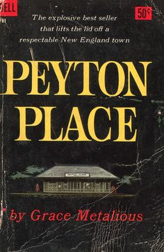 Peyton Place is an American prime-time soap opera which aired on ABC in half-hour episodes from September 15, 1964 to June 2, 1969. Description from imgarcade.com. I searched for this on bing.com/images