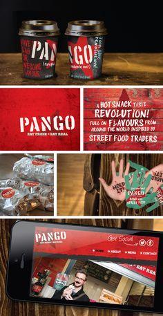 Pango - Brand Creation