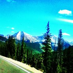 Monarch Pass, Colorado