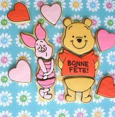 Piglet and pooh Cookies