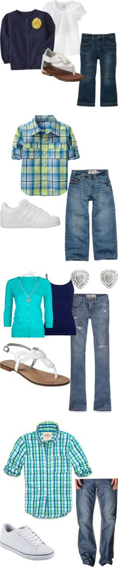 """""""Spring Family Pictures"""" by daniellep22 on Polyvore"""