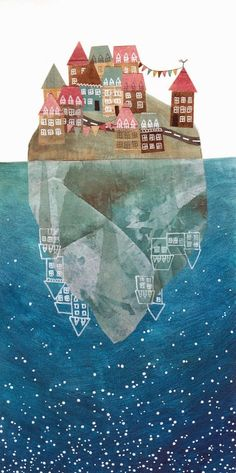 "lohrien: ""Illustrations by Gemma Capdevila """