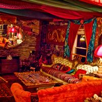 "Katwise ""Bollywood Regency"" living room."
